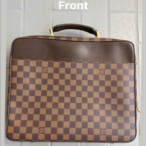 Louis Vuitton ICARE laptop case / briefcase